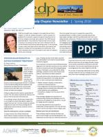 iaedp newsletter spring-2016