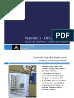 DE4 Desenho Urbano