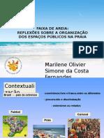 Faixa de areia CBEO III.ppt