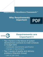 why requirements are important