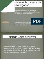 Diapositivas Metodos Junior