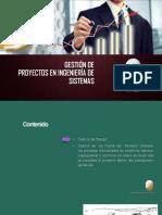 Gestion de Proyectos - Clase Nro. 9