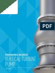 Vertical turbine fire pumps