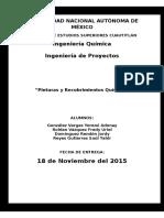 Memoria 1- Pintura- Ing.proyectos