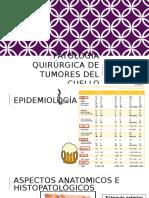 Patología Quirúrgica de Tumores Del Cuello