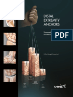 Distal Extremities Anchors