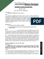 33338259 Rednotes Legal Ethics