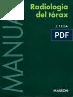 Manual de Radiología de Tórax - JACQUEZ