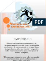 Diferencias Entre Empresarios y Emprendedores