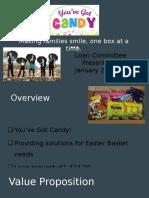 loan presentation - youve got candy