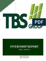 Intership Report