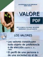 Valores y Formación Final