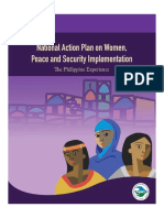 National Action Plan on Women, Peace and Security Implementation