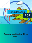 1. Ciclo Del Agua Power Point 100127102434 Phpapp01