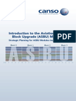 Introduction to the ASBU Modules