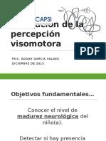 A Evaluación de La Percepción Visomotora (1)