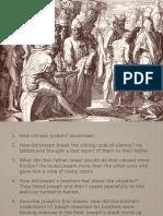 Genesis 39 - Joseph and Potiphar's Wife