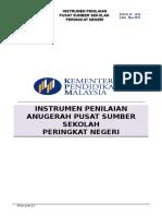3 Instrumen Penilaian Pss - Versi Mac 2015