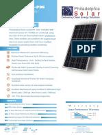 Solar Panel 150 Wp