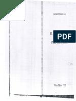 Objeto Directo Personal en CMC_Chantal Melis