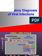 Laboratory Diagnosis of Viral Infections