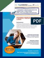 Congreso Iberoamericano de Marketing Educativo