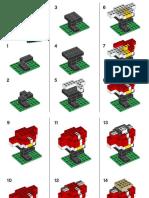 Lego Uk Guard