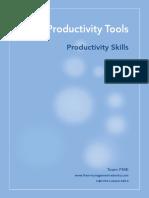 Productivity Tools for maximizing potential
