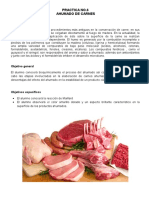 Practica No.6 carnes