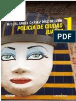 Policía Ciudad Juárez-Chávez Díaz