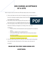 ATP Procedure PA3