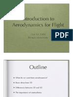 Aerodynamics John Chen