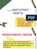 KROMATOGRAFI PARTISI  ppt