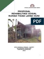 Proposal Rutilahu Al Musthafa 2016
