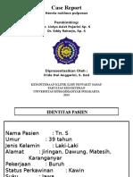 Case Saraf LBP Ischialgia Polos