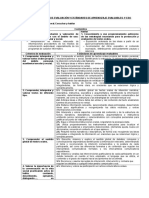 Contenidos, Criterios de Evaluación y Estandares de Aprendizaje Evaluables 1º ESO