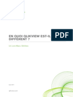 En Quoi QlikView Est-il Si Different