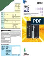 CJ1M (Brochure)
