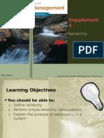 Reliability Slide