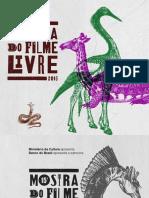 Catálogo Mostra do Filme Livre 2016