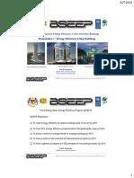 Bseep-slide Presentation-poul Erik Kristensen-Energy Efficiency in New Buildings