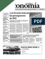 Periódico Economía de Guadalajara #55 Marzo 2012