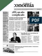 Periódico Economía de Guadalajara #41 Diciembre 2010