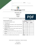 latihan matematik kertas 2