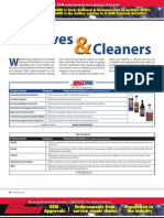 2010 Guide to Additives & Cleaners