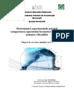 Raport de cercetare științifică nr.3