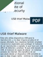USB Thief Malware Iicybersecurity