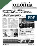 Periódico Economía de Guadalajara #73 Noviembre 2013