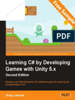 Learning C# by Developing Games with Unity 5.x - Second Edition - Sample Chapter