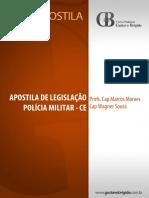 Apostilas Legislao Da Pm